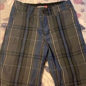 Boys shorts size small